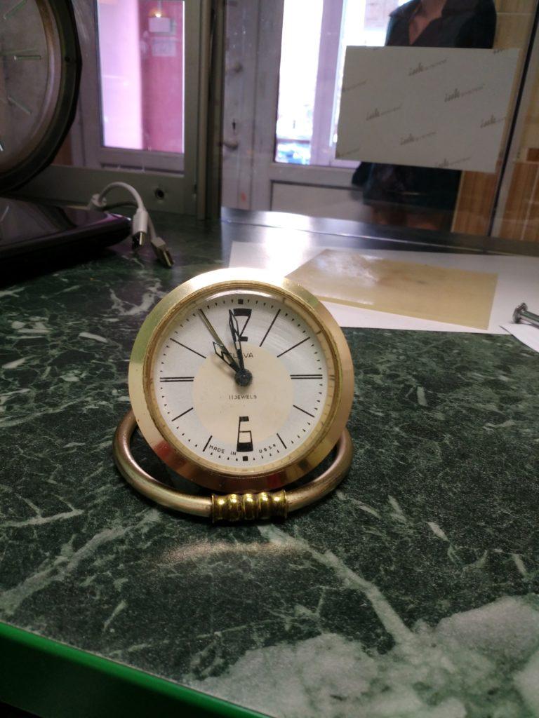 Ремонт часов Слава